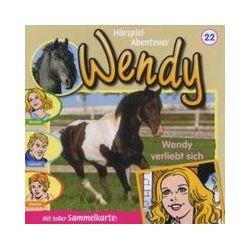 Hörbücher: Wendy 22. Wendy verliebt sich