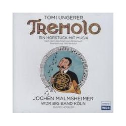 Hörbücher: Tremolo  von Tomi Ungerer von WDR Bigband