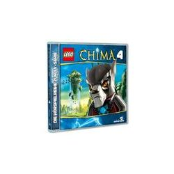 Hörbücher: LEGO - Legends of Chima (CD 4)
