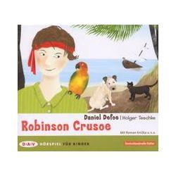 Hörbücher: Robinson Crusoe  von Daniel Defoe von Holger Teschke