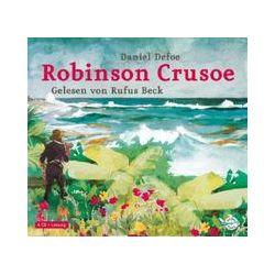 Hörbücher: Robinson Crusoe  von Daniel Defoe