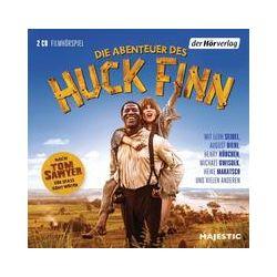 Hörbücher: Die Abenteuer des Huck Finn  von Mark Twain
