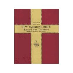 Hörbücher: Saint Joseph Bible New Testament-NB-Catholic  von Catholic Book Publishing Co