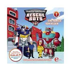 Hörbücher: Transformers: Rescue Bots 01. Eine Familie von Helden