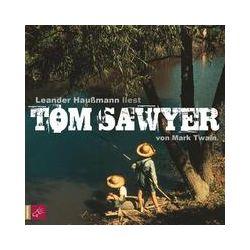 Hörbücher: Tom Sawyer, 4 Audio-CDs  von Mark Twain