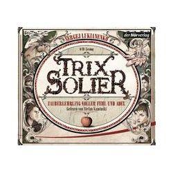 Hörbücher: Trix Solier, Zauberlehrling voller Fehl und Adel  von Sergej Lukianenko