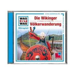 Hörbücher: Die Wikinger/ Völkerwanderung  von Haderer Kurt von Kristiane Semar