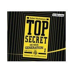 Hörbücher: TOP SECRET - Die neue Generation 01. Der Clan  von Robert Muchamore