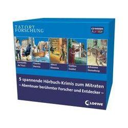 Hörbücher: Tatort Forschung - Sammelbox  von Tommi Gesprochen Piper