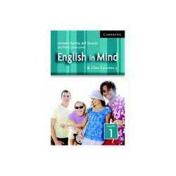 Hörbücher: English in Mind 4 Class Audio Cassettes (2)  von Peter Lewis-Jones, Jeff Stranks, Herbert Puchta
