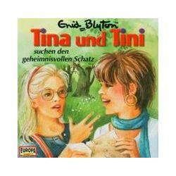 Hörbücher: Tina und Tini 1: Suchen den Ge  von Enid Blyton