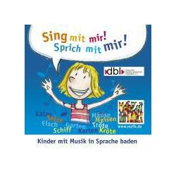 Hörbücher: Sing mit mir - Sprich mit mir!  von Ursula Heist, Moritz Freise