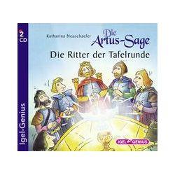 Hörbücher: Die Artus-Sage. Die Ritter der Tafelrunde  von Katharina Neuschaefer