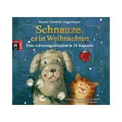 Hörbücher: Schnauze, es ist Weihnachten  von Karen Christine Angermayer