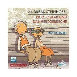 Hörbücher: Rico, Oskar und das Herzgebreche  von Andreas Steinhöfel