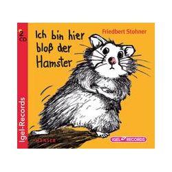 Hörbücher: Ich bin hier bloß der Hamster  von Friedbert Stohner