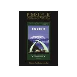 Hörbücher: Swahili: Learn to Speak and Understand Swahili with Pimsleur Language Programs  von Pimsleur