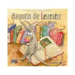 Hörbücher: Rasputin die Leseratte  von Reinhold Schmelter, Monika Flügel von Reinhold Schmelter