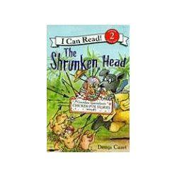 Hörbücher: Grandpa Spanielson's Chicken Pox Stories #3 the Shrunken Head  von Denys Cazet