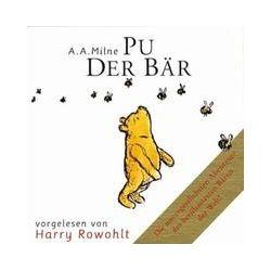 Hörbücher: Pu der Bär - Geburtstagsbox. 6 CDs  von Alan Alexander Milne