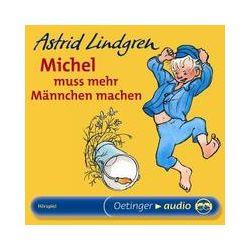 Hörbücher: Michel muß mehr Männchen machen  von Astrid Lindgren  von Kurt Vethake