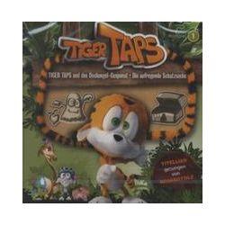 Hörbücher: Tiger Taps 01: Dschungel-Gespenst / Aufregende Schatzsuche