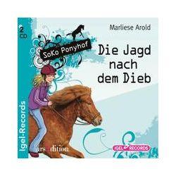 Hörbücher: SoKo Ponyhof 03. Die Jagd nach dem Dieb  von Marliese Arold