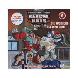 Hörbücher: Transformers: Rescue Bots 04. Die Rückkehr des Dino Bots