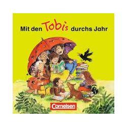 Hörbücher: Mit den Tobis durch das Jahr. Bayern. CD  von Wilfried Metze, Gerhard Sennlaub
