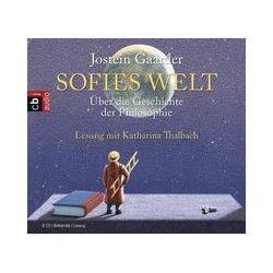 Hörbücher: Sofies Welt  von Jostein Gaarder