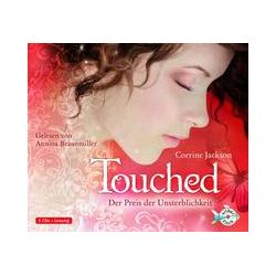 Hörbücher: Touched 01: Der Preis der Unsterblichkeit  von Corrine Jackson