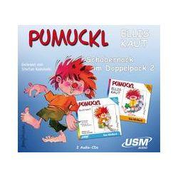 Hörbücher: Pumuckl: Schabernack im Doppelpack 2  von Ellis Nach den Büchern Kaut