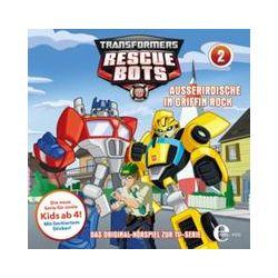 Hörbücher: Transformers: Rescue Bots 02. Außerirdische in Griffin Rock