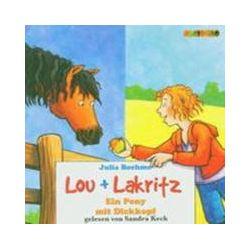 Hörbücher: Lou + Lakritz. Ein Pony mit Dickkopf. 2 CDs  von Julia Boehme