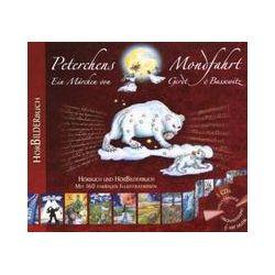Hörbücher: HörBilderbuch Peterchens Mondfahrt  von Gerdt Bassewitz von Andreas Heyser