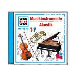 Hörbücher: Musikinstrumente/Akustik  von Manfred Baur von Kristiane Semar