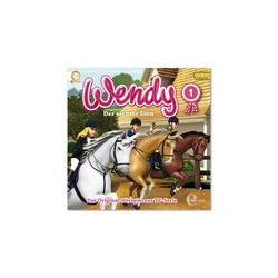 Hörbücher: Wendy 01. Der sechste Sinn
