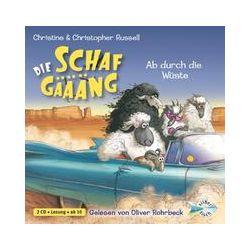 Hörbücher: Die Schafgäääng - Ab durch die Wüste  von Christopher Russell