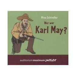 Hörbücher: Wer war Karl May?  von Nina Schindler