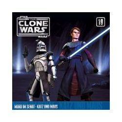 Hörbücher: Star Wars - The Clone Wars 19: Mord im Senat / Katz und Maus