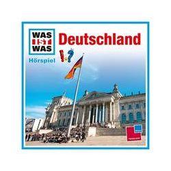 Hörbücher: Was ist was Hörspiel-CD: Deutschland  von Haderer Kurt