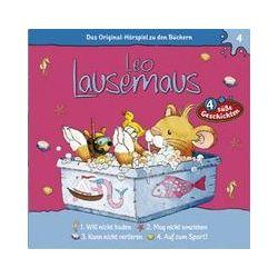 Hörbücher: Leo Lausemaus 04 ... mag nicht baden  von Unbekannt