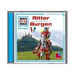 Hörbücher: Was ist was Hörspiel-CD: Ritter/ Burgen  von Manfred Baur von Kristiane Semar