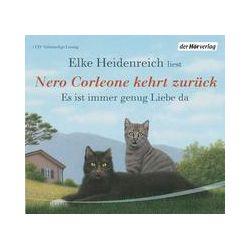 Hörbücher: Nero Corleone kehrt zurück  von Elke Heidenreich