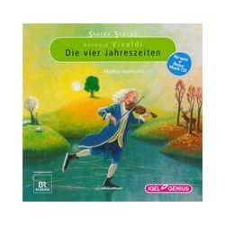 Hörbücher: Starke Stücke. Antonio Vivaldi - Die vier Jahreszeiten  von Markus Vanhoefer