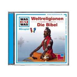 Hörbücher: Was ist was Hörspiel-CD: Weltreligionen/ Die Bibel  von Haderer Kurt