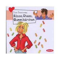 Hörbücher: Küsse, Chaos, Gummibärchen  von Irene Zimmermann