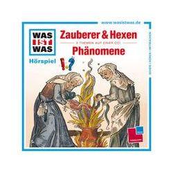 Hörbücher: Zauberer & Hexen / Phänomene  von Haderer Kurt von Haderer Kurt