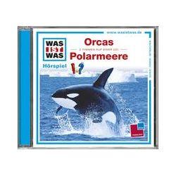 Hörbücher: Was ist was Hörspiel-CD: Orcas/ Polarmeere  von Manfred Baur von Kristiane Semar