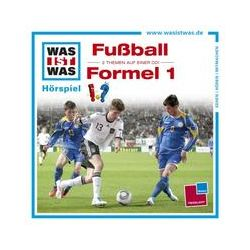Hörbücher: Was ist was Hörspiel-CD: Fußball/ Formel 1  von Matthias Falk von Kristiane Semar